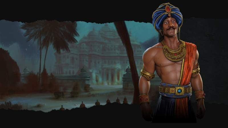 Chandragupta Maurya Joins Civilization VI Rise and Fall Expansion