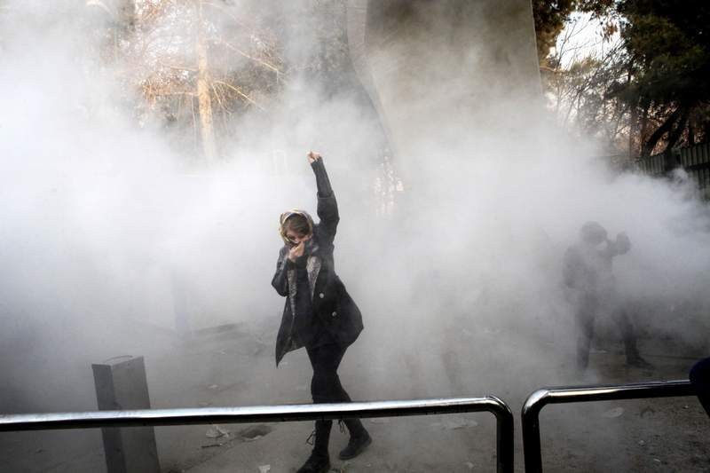 Iran Blocks Internet Access in Bid To Quash Protests