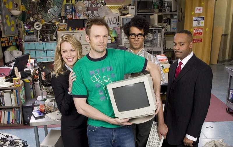 NBC to Adapt 'The IT Crowd' for American TV for a Third Time