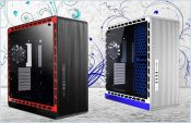 Jonsbo Announces UMX5 Flagship Mid-Tower Case