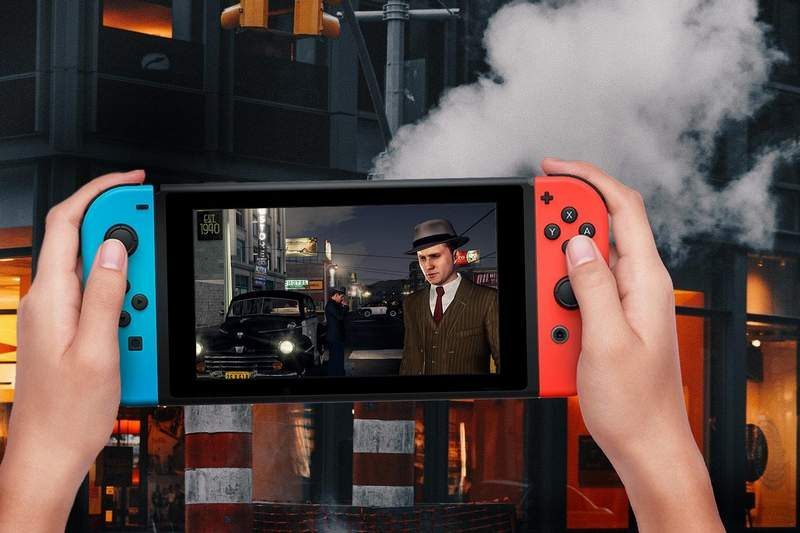 Nintendo Delays 64GB Switch Game Card Release Until 2019
