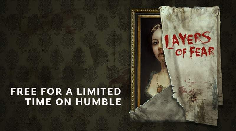 Layers of Fear is FREE on Humble Bundle for the Next 48 Hours
