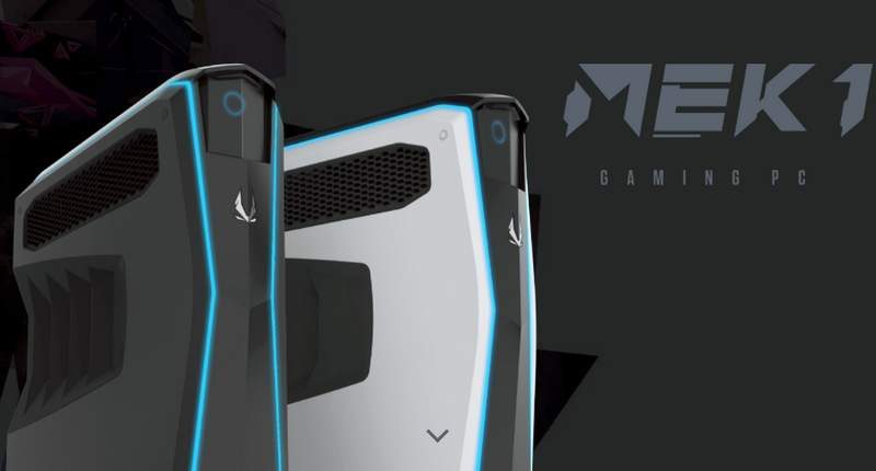 Zotac MEK1 Slim Gaming PC Now Available