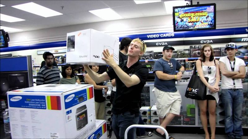 Canadian PC Retailer NCIX Files for Bankruptcy