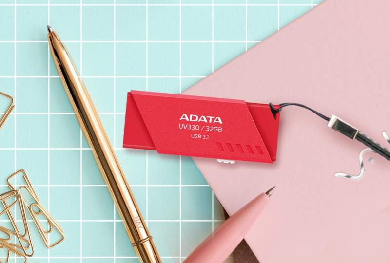 ADATA Releases UV230 and UV330 USB Flash Drives