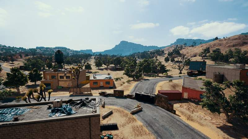 PlayerUnknown's BattleGrounds Teases New Truck for Desert Map