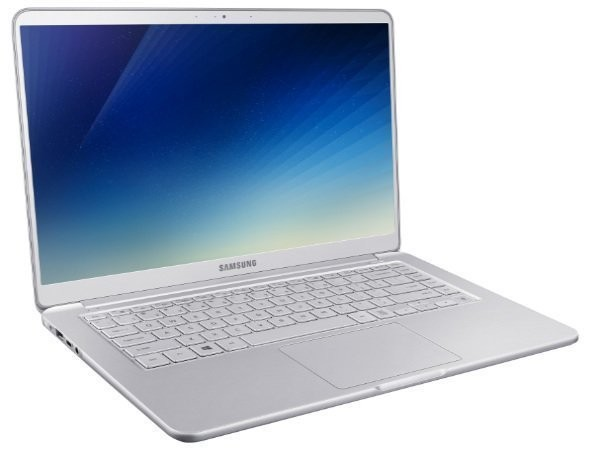 Samsung Refreshes Notebook 9 Series Ultrabooks for 2018