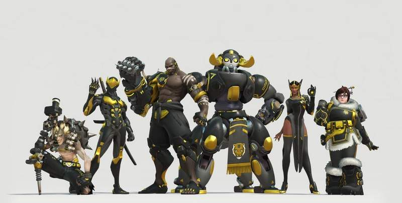 Overwatch Introduces New In-Game Currency for League Skins