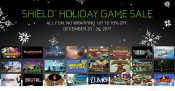 NVIDIA SHIELD Holiday Sale Offers Up to 90% Off Until Dec. 26