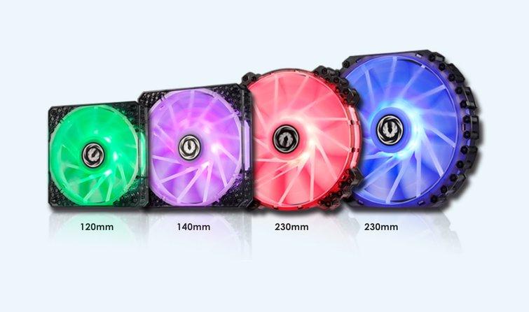BitFenix Announces Spectre Pro RGB Fan Series