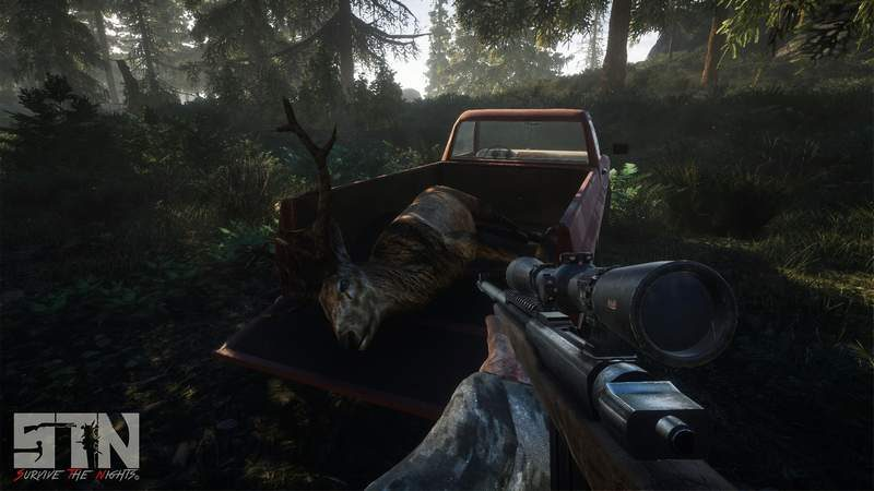 """Zombie Survival Game """"Survive The Night"""" Arriving December 21"""
