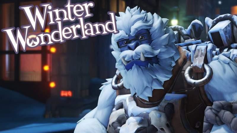 Overwatch Winter Wonderland Event Starts December 12