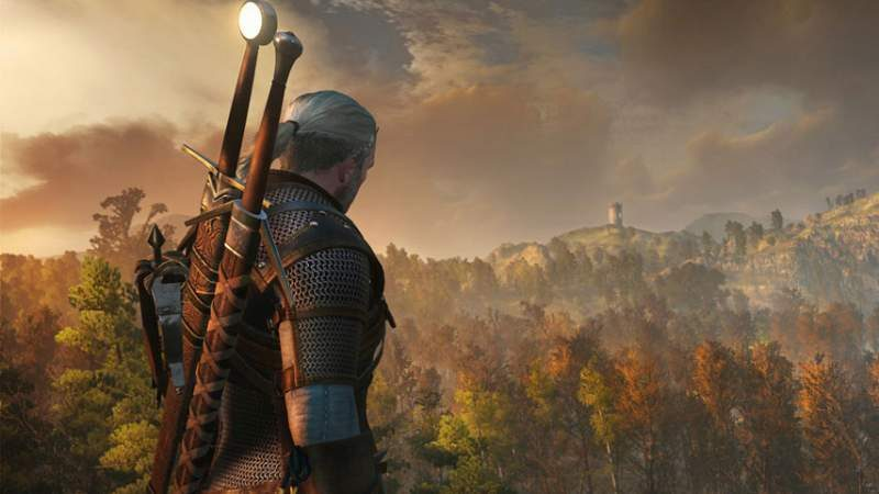 The Witcher 3 Xbox One X Update Brings 4K Support