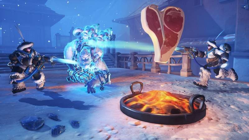 Overatch is 50% Off During Winter Event Until January 2