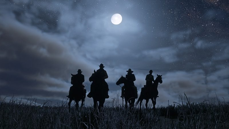 dead red redemption 2