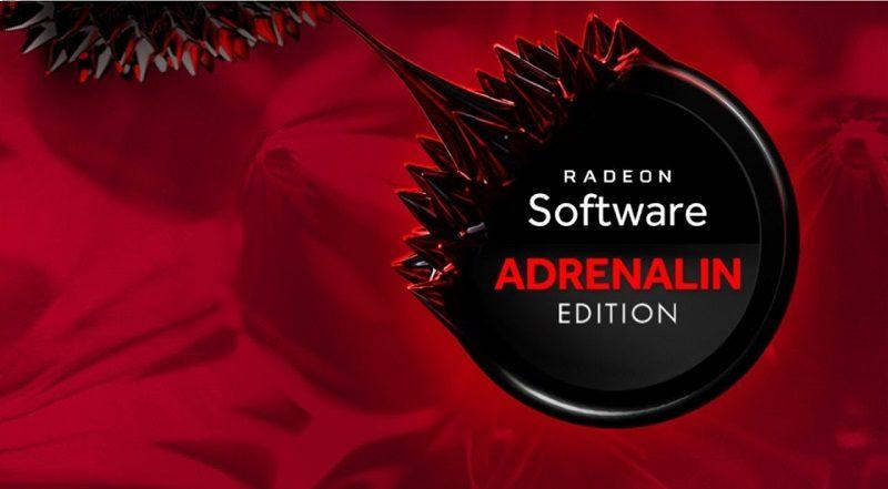 AMD RADEON Adrenalin Edition 18.1.1 driver