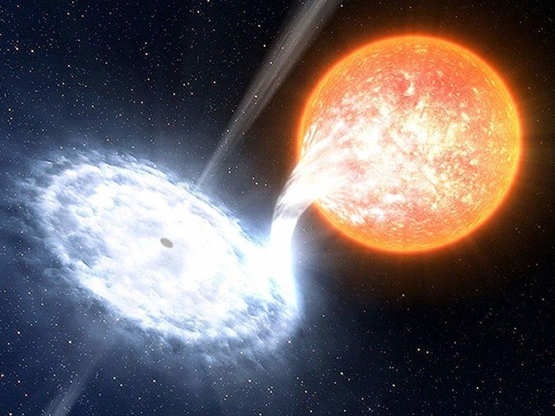 black hole blackhole