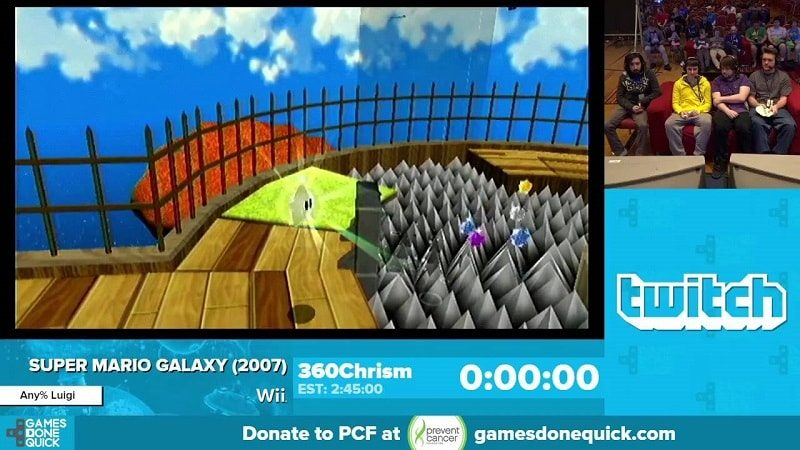 awesome games done quick AGDQ