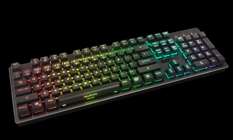 Ozone Introduces Alliance Gaming Keyboard