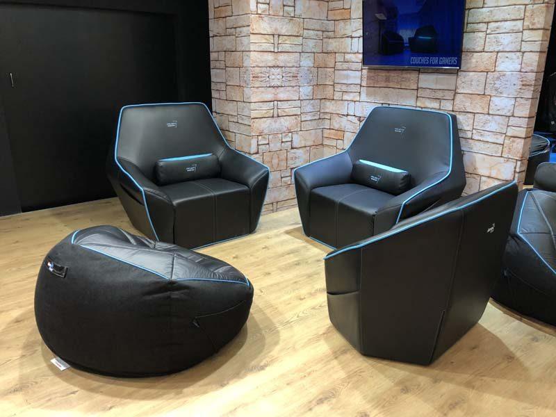 Aerocool Reveal Incredible New Range of Gaming Chairs