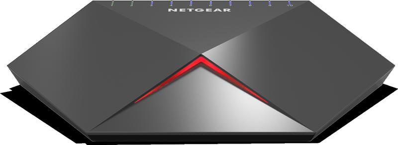 Netgear SX10 1 front top