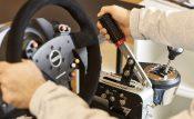 Thrustmaster Launches TSS Handbrake Sparco Mod for Drifting