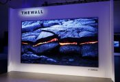 Samsung Shows Off 146-inch Modular TV with MicroLED at CES 2018
