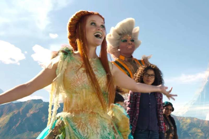 New Trailer for Sci-Fi Fantasy Movie 'A Wrinkle in Time' Released