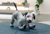 Sony Steals the Show with New AIBO Robot Puppy at CES 2018
