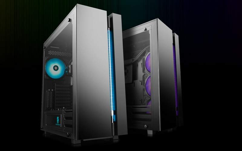 Deepcool Launches the 'New Ark 90' Case with Integrated Cooler