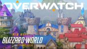 Blizzard World Overwatch Map Finally Launching on January 23