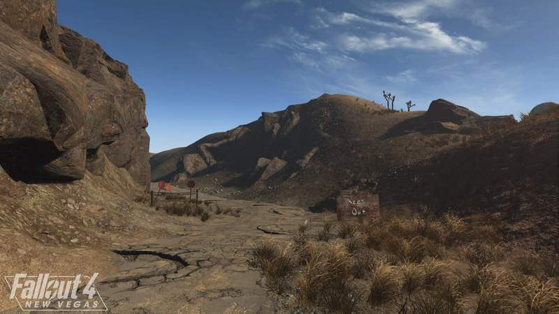 First Gameplay Footage of Fallout 4: New Vegas Mod Released