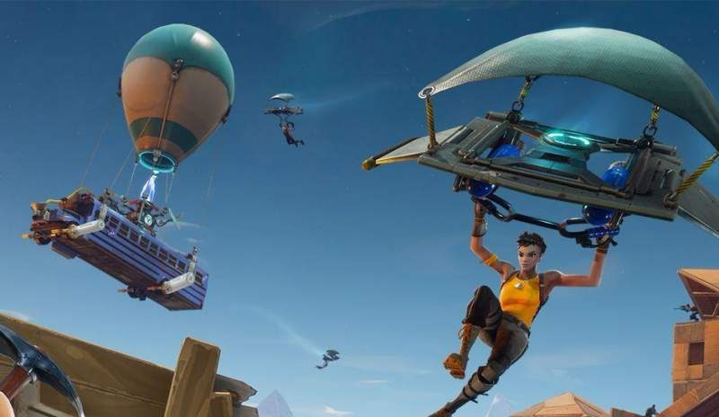 Fortnite Not Getting New Maps or Vehicles Anytime Soon