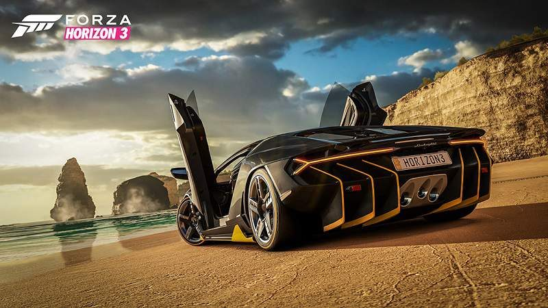 Forza Horizon 3 Gets 4K Update for Xbox One X