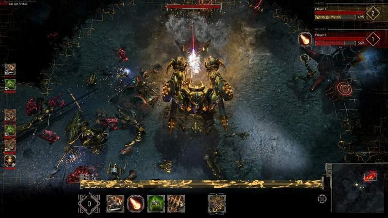 Card Game-based RTS 'Golem Gates' Launching March 28