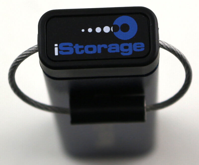 iStorage datAshur PRO 64GB Photo view end