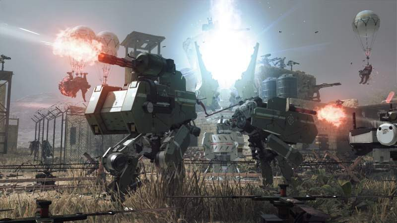 Konami Reveals Metal Gear Survive System Requirements