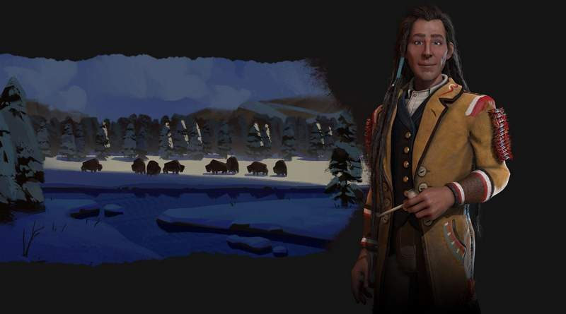 Cree Indians Now Part of Civilization VI: Rise and Fall