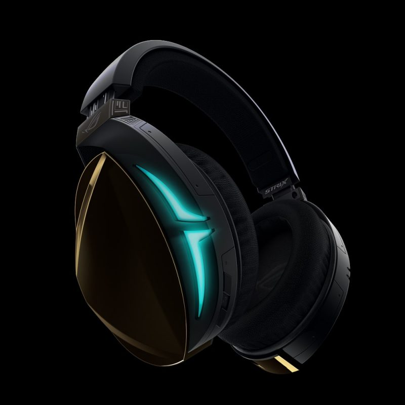 ASUS Introduces ROG Strix Fusion 500 Gaming Headset