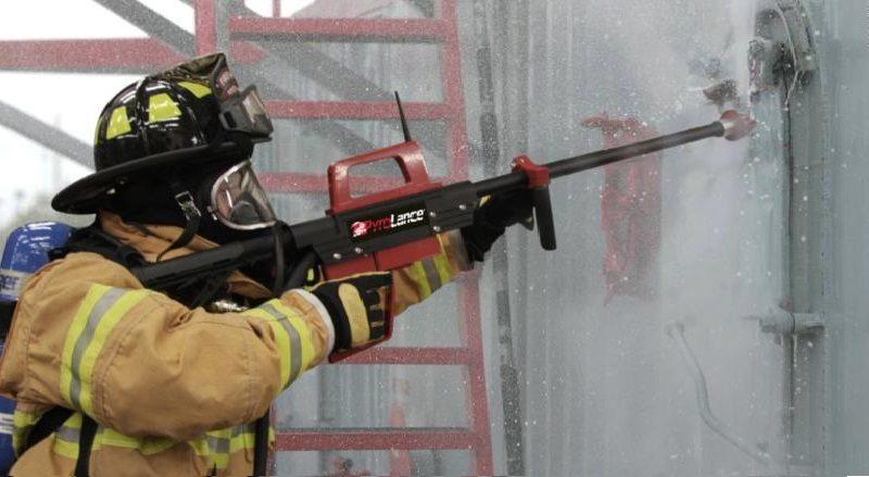 pyrolance water hose