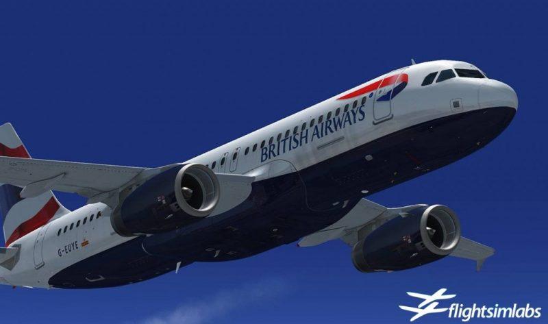 flight sim labs