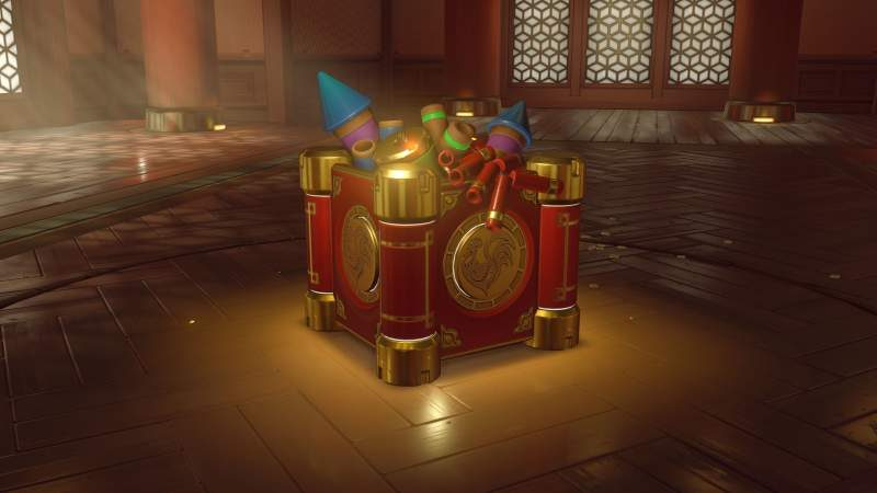 Overwatch Lunar New Year Event Starts February 8
