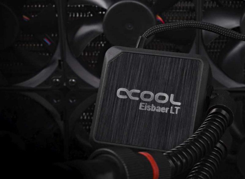 Alphacool Eisbaer LT 360 CPU Liquid Cooler Review