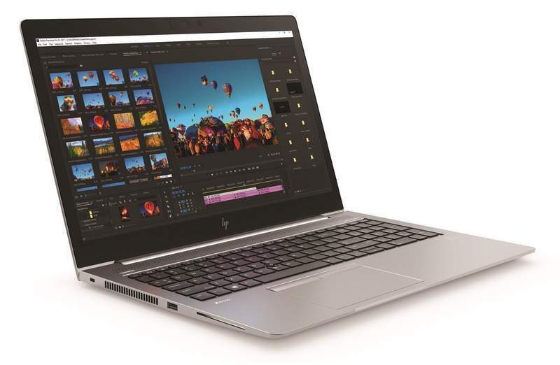 HP Announces World's Thinnest Mobile Workstation