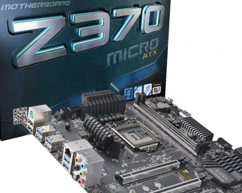 EVGA Z370 Micro ATX Motherboard Review
