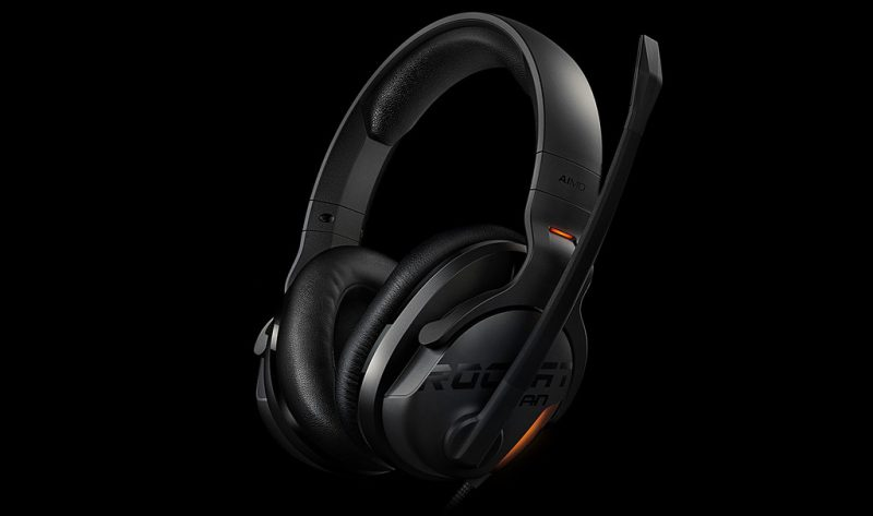 Roccat Khan Aimo 7.1 Gaming Headset Now Available