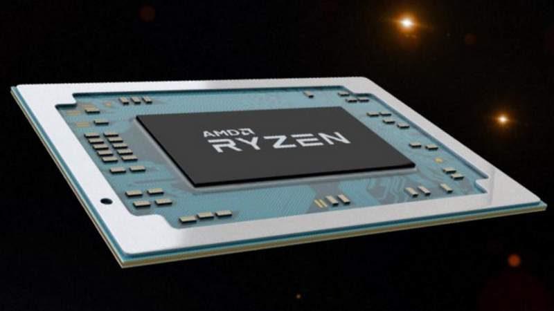 AMD Preparing Ryzen V1000 SoC Against Intel's Gemini Lake