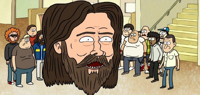 billy mitchell regular show