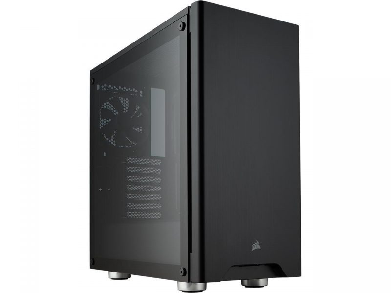 Corsair Carbide 275R Tempered Glass Chassis Review