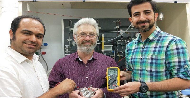 proton battery